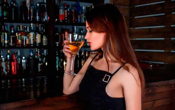 alcohol y seduccion