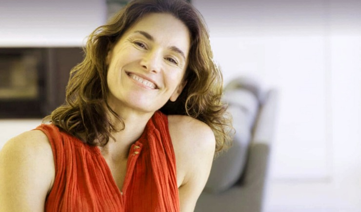 mujer registrada en modalidad de pago en solteros 50